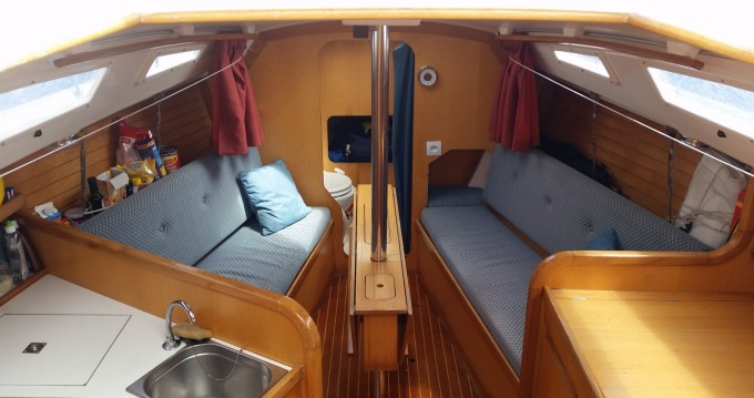 Hire Sailboat with or without skipper Dufour Arzon