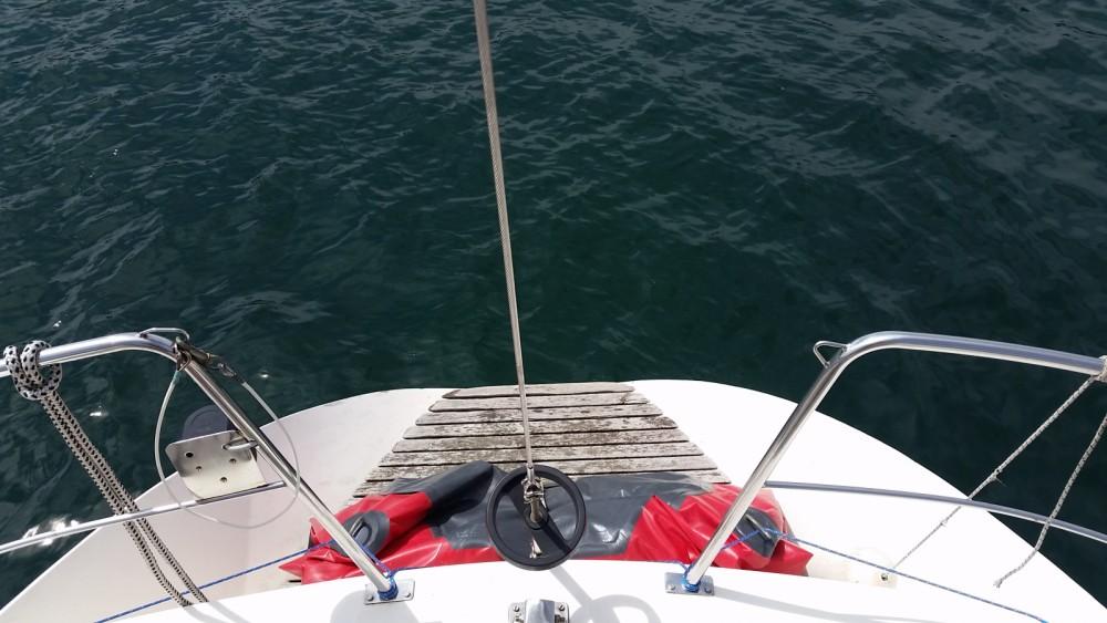 Boat rental Arzon cheap Dufour 28 Mezzo