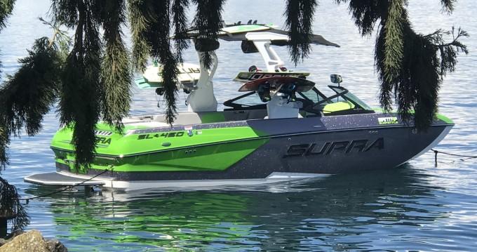 Boat rental Évian-les-Bains cheap SL 450