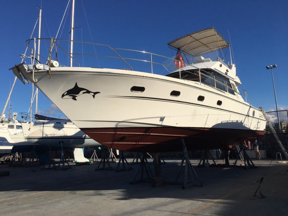 Rental Motor boat in Hendaye - Garin vedette