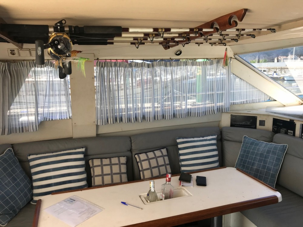 Boat rental Hendaye cheap vedette