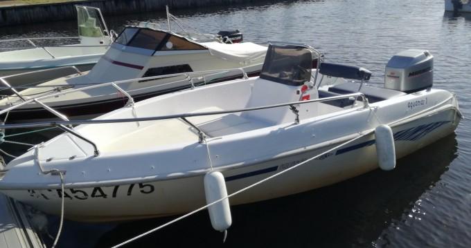 Rental yacht Lacanau - Aquamar Aquamar 17 on SamBoat