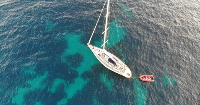 Hire Sailboat with or without skipper Wauquiez Balearic Islands