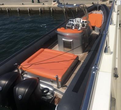 Rental yacht Port Grimaud - Sea Water Sea Water 320 Smeralda on SamBoat