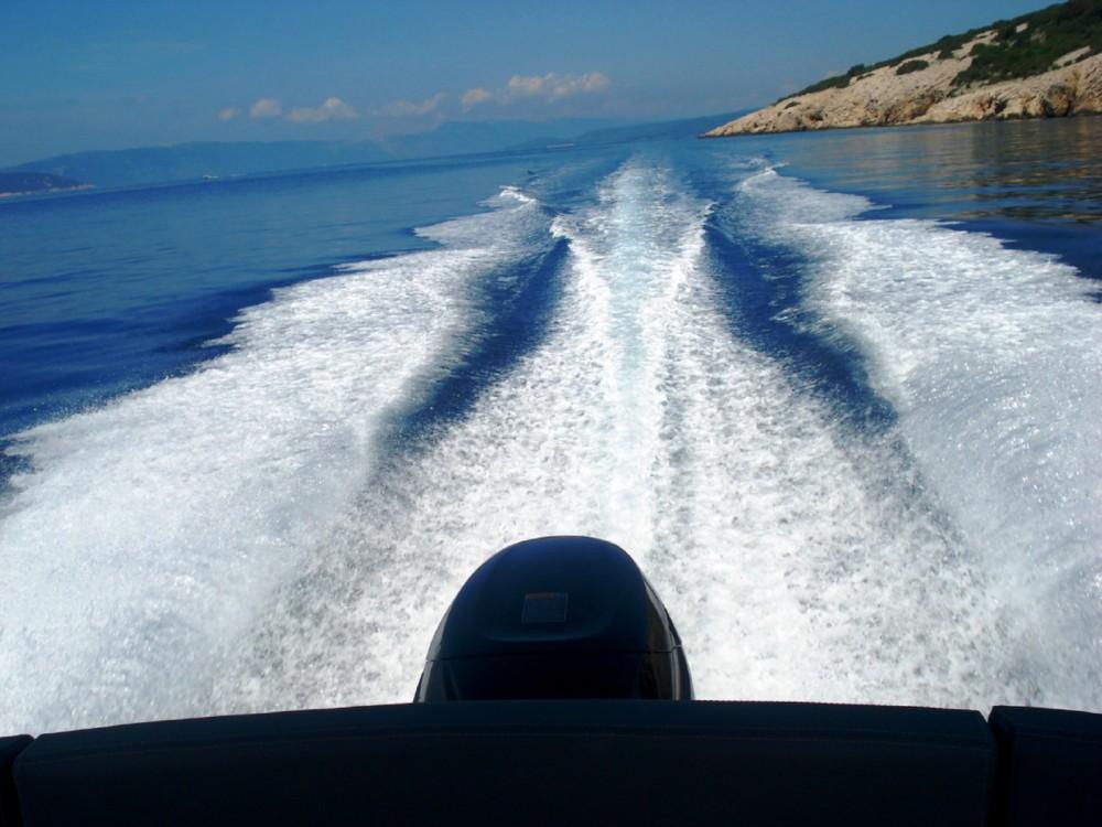 Rental Motor boat in Veglia - Bakan BAKAN CABIN 5