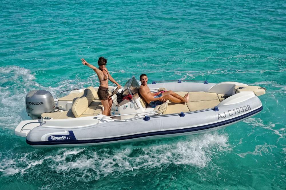 Rental yacht Porto-Vecchio - Marlin Marlin Boat 17 FB on SamBoat