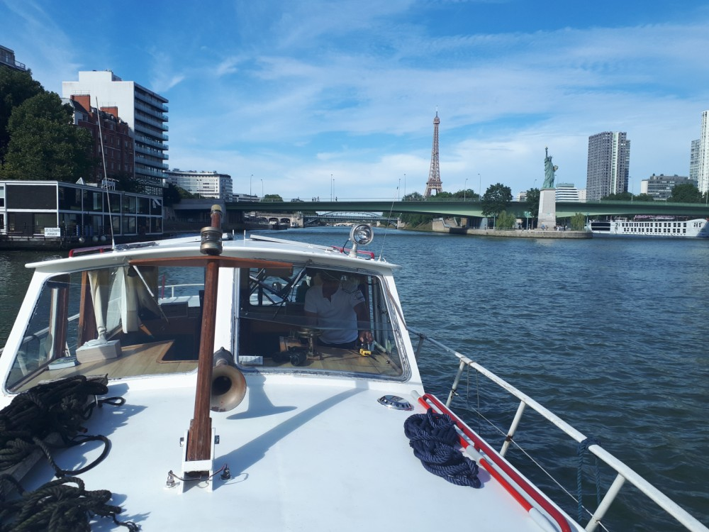 Boat rental Soissons cheap Vedette Hollandaise