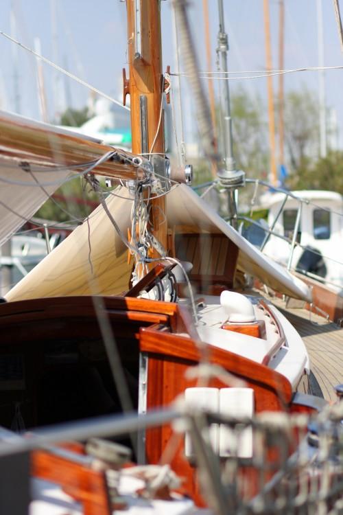 Rental Sailboat Guido Appollonio with a permit