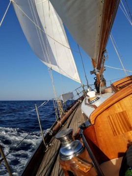 Hire Sailboat with or without skipper Guido Appollonio Monfalcone