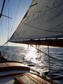 Boat rental Monfalcone cheap Yawl Marconi