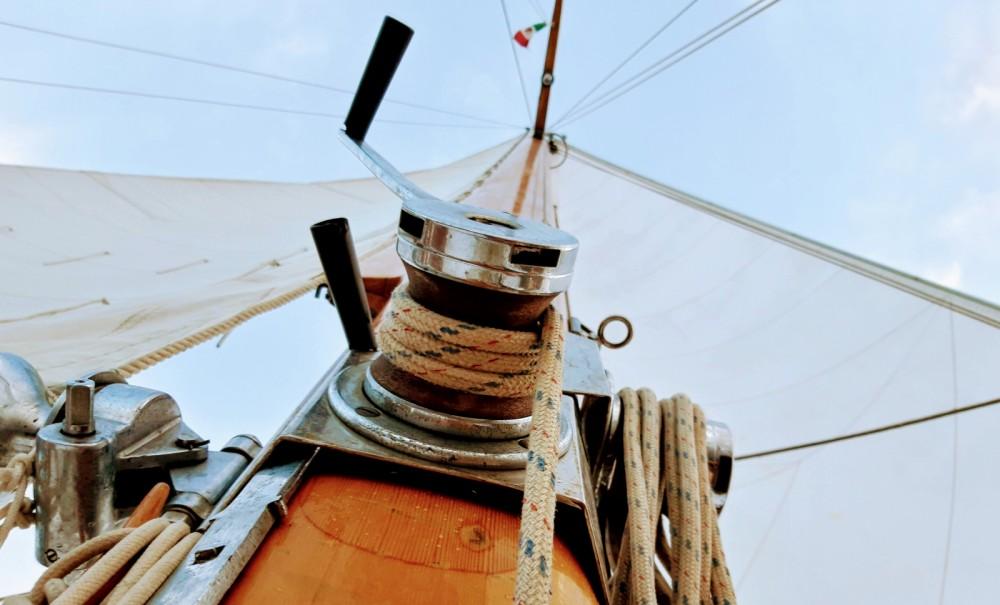 Boat rental Guido Appollonio Yawl Marconi in Vilanova i la Geltrú on Samboat