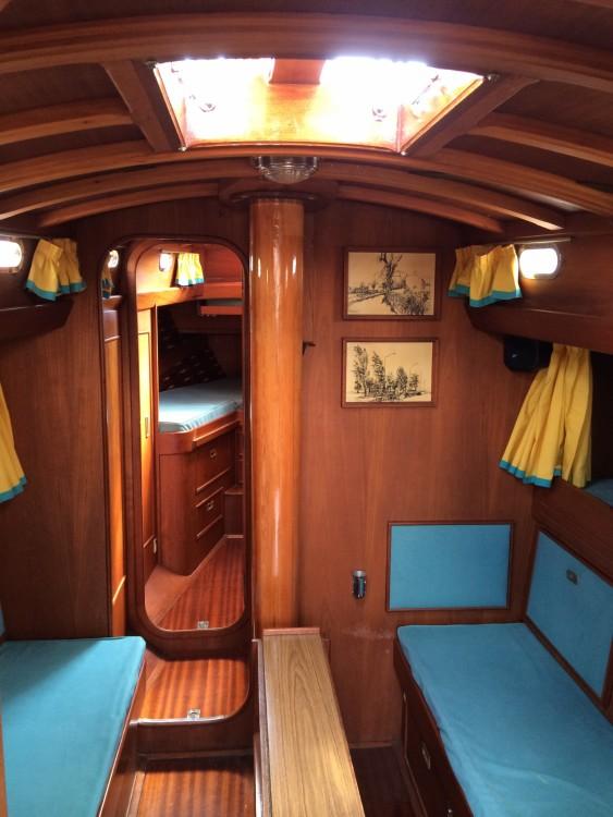 Hire Sailboat with or without skipper Guido Appollonio Vilanova i la Geltrú