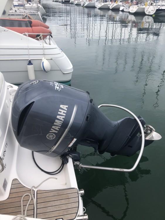 Boat rental La Trinité-sur-Mer cheap Pacific Craft 800 Sun Cruiser