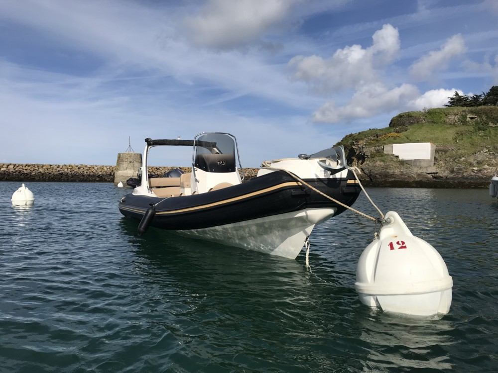 RIB for rent Brittany at the best price
