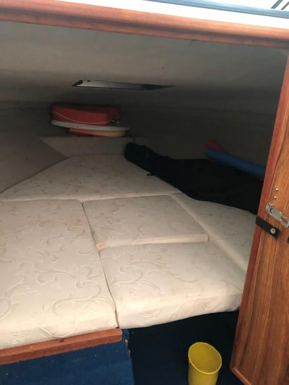 Rental Motor boat in La Tour-du-Meix - Sea Ray Seville 20