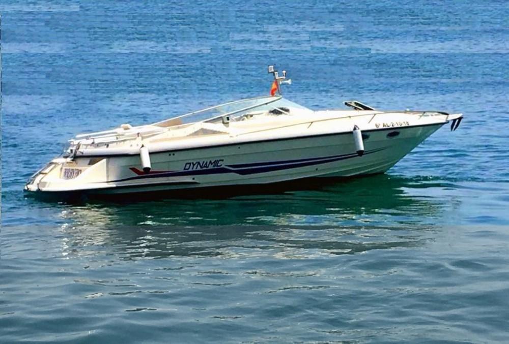 Boat rental Dracomar 8600 in Caleta de Vélez on Samboat