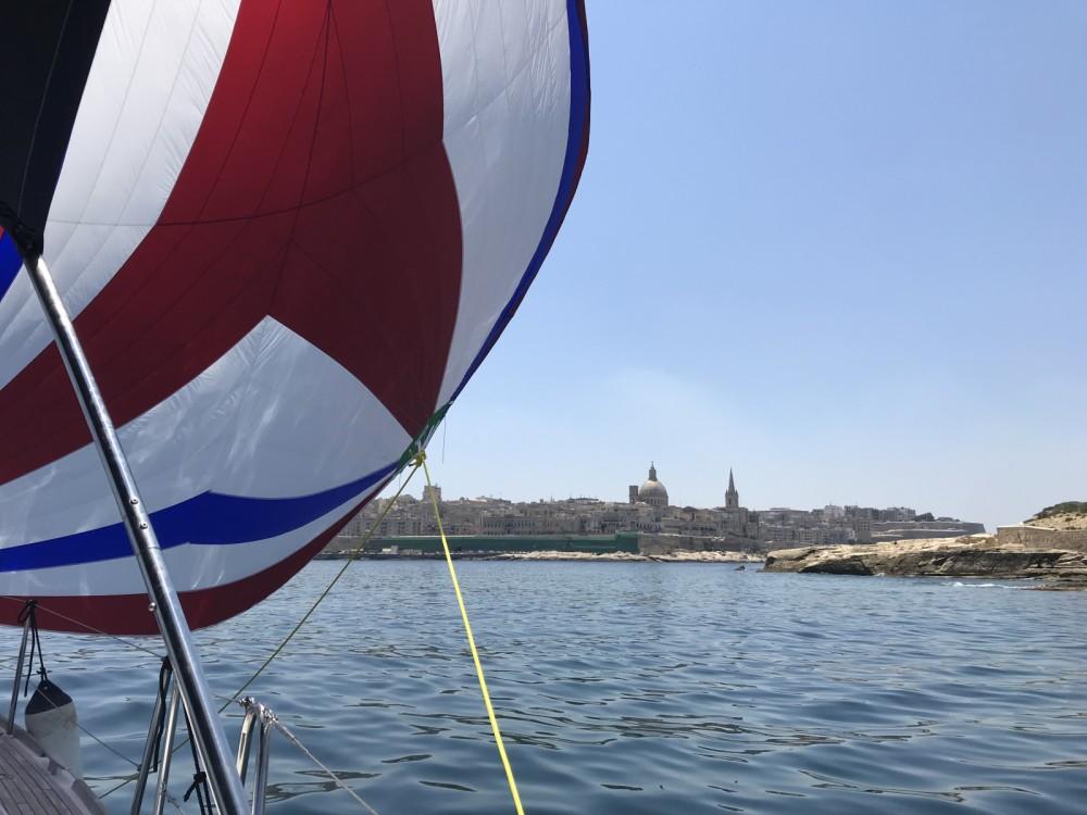 Sailboat for rent Kalkara at the best price