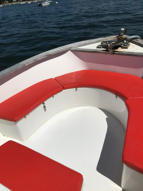 Hire Motor boat with or without skipper Nauti Boy Lège-Cap-Ferret