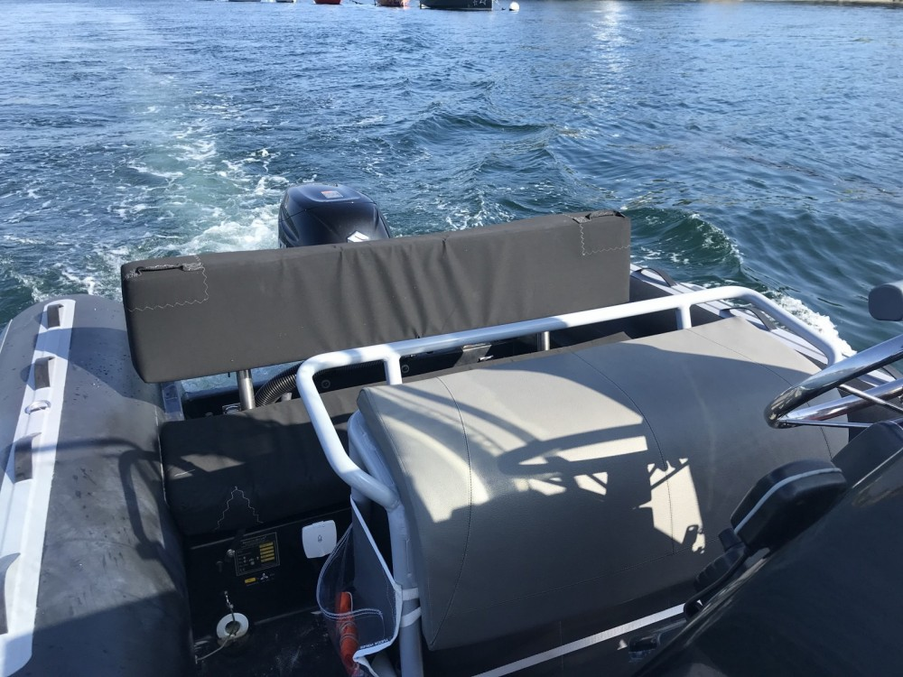 Hire RIB with or without skipper Northstar Lanildut