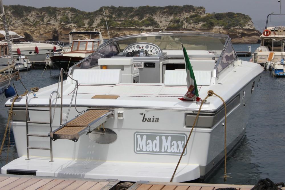 Rental Motor boat in Naples - Baia Baia B 40