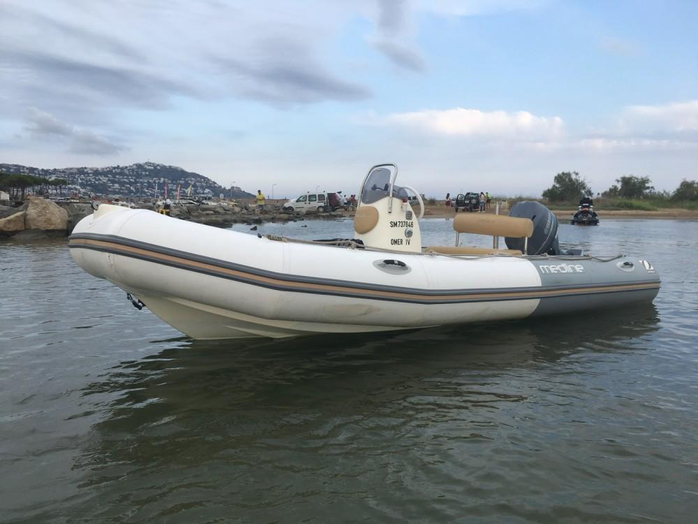 Boat rental Castelló d'Empúries cheap Medline