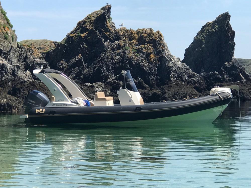 Rental yacht Brittany - Nuova Jolly Prince 23 on SamBoat