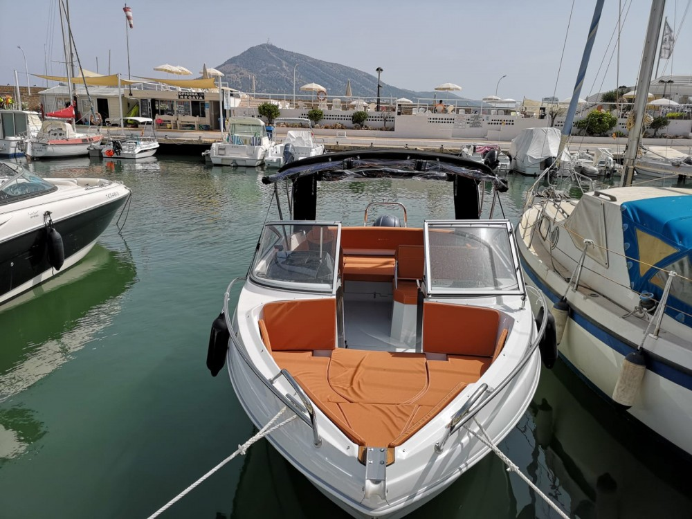 Rental yacht Altea - Coaster Coaster 600 BR on SamBoat