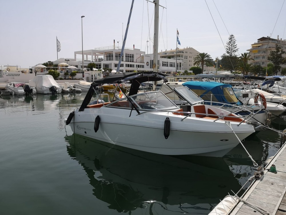 Yacht for rent Altea at the best price