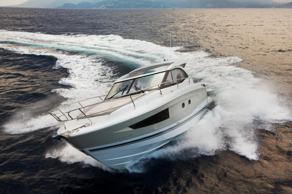 Rental yacht  - Jeanneau Leader 36 Open on SamBoat