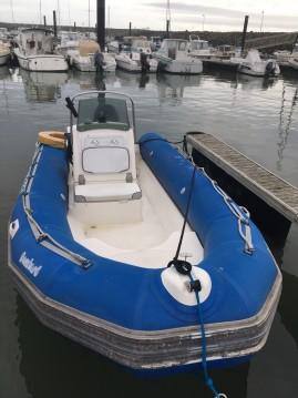 Rental yacht Île de Noirmoutier - Bombard Explorer 550 on SamBoat