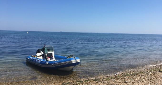 RIB for rent Île de Noirmoutier at the best price
