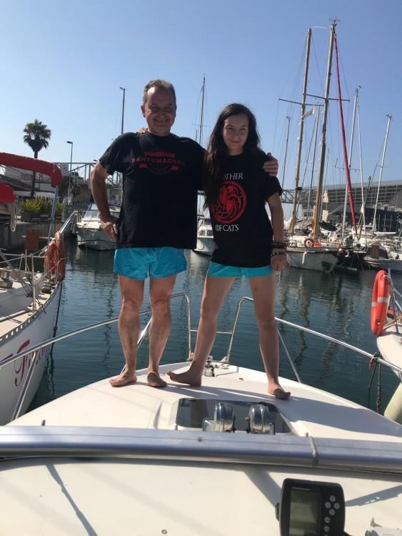 Rental yacht Port Fòrum Sant Adrià - Sealine Sealine 240 Senator on SamBoat