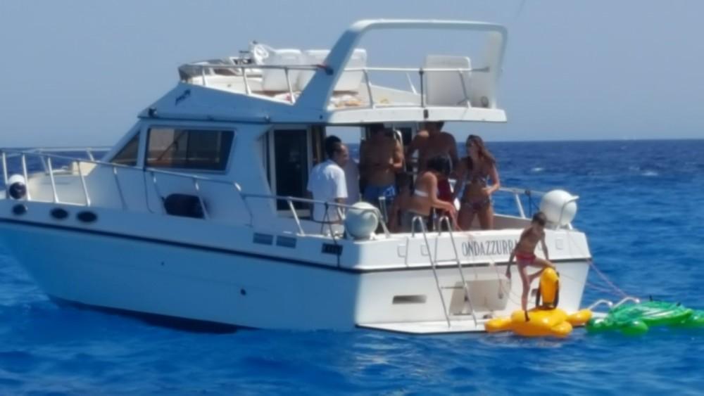 Rental yacht Trapani - Piantoni Piantoni Onda Azzurra Fly  on SamBoat