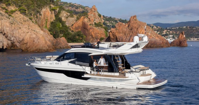 Rent a Galeon Galeon 500 Fly Cannes