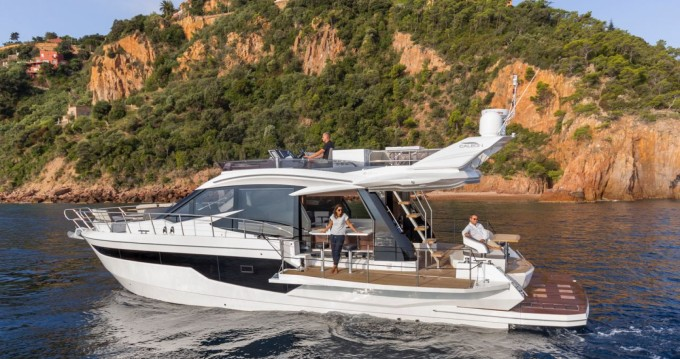 Galeon Galeon 500 Fly between personal and professional Cannes