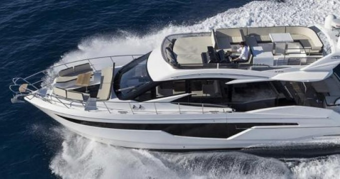 Rental yacht Cannes - Galeon Galeon 500 Fly on SamBoat