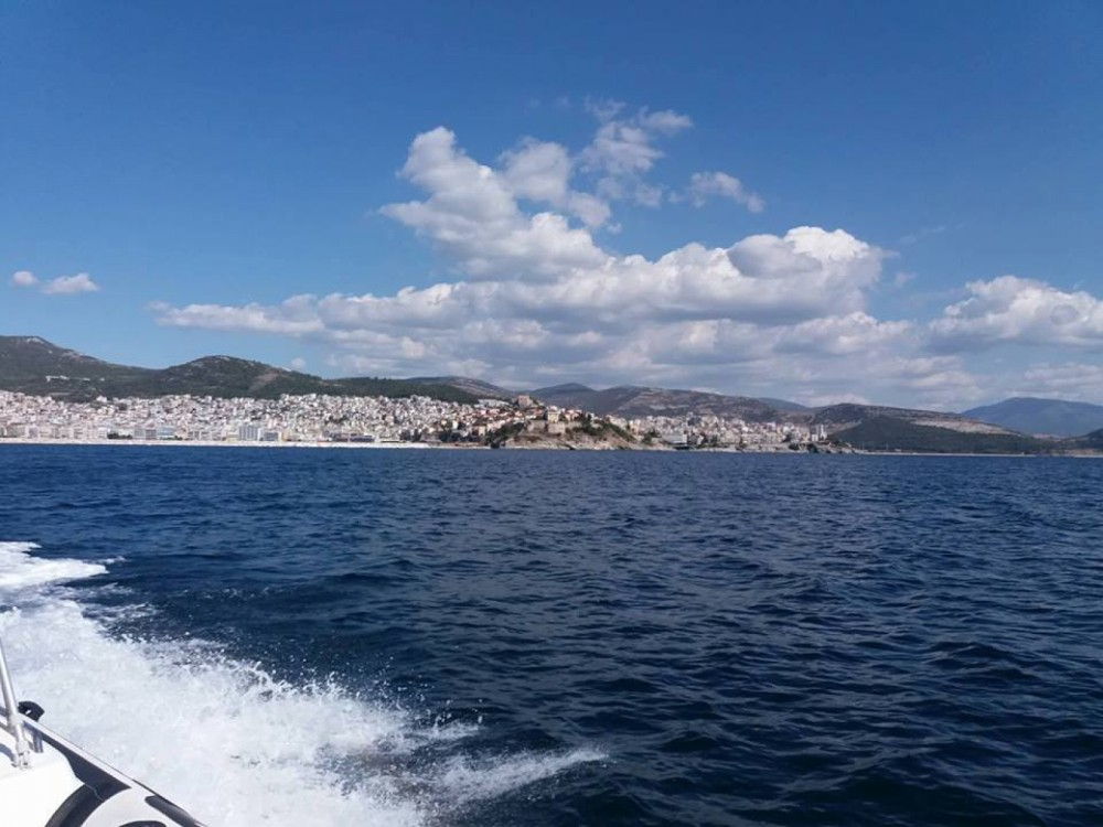 Zar Formenti Zar 57 between personal and professional Kavala