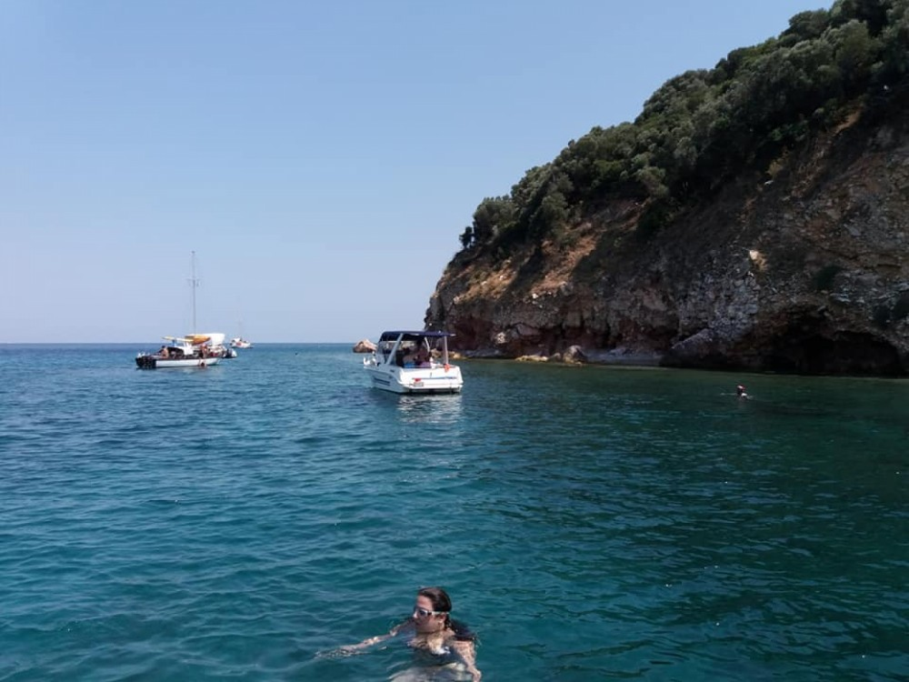 Hire Motor boat with or without skipper Zar Formenti Kavala