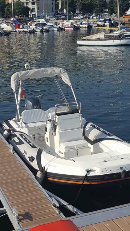 Rental Motor boat in Kavala - Zar Formenti Zar 57