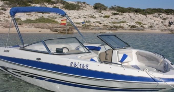 Rental yacht Formentera - Glastron GT 225 on SamBoat