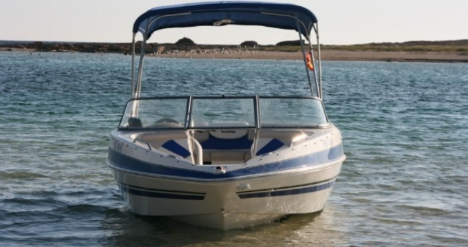 Motorboat for rent Formentera at the best price
