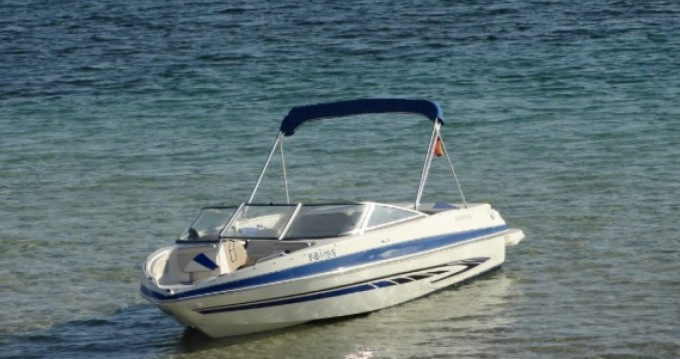Boat rental Formentera cheap GT 225