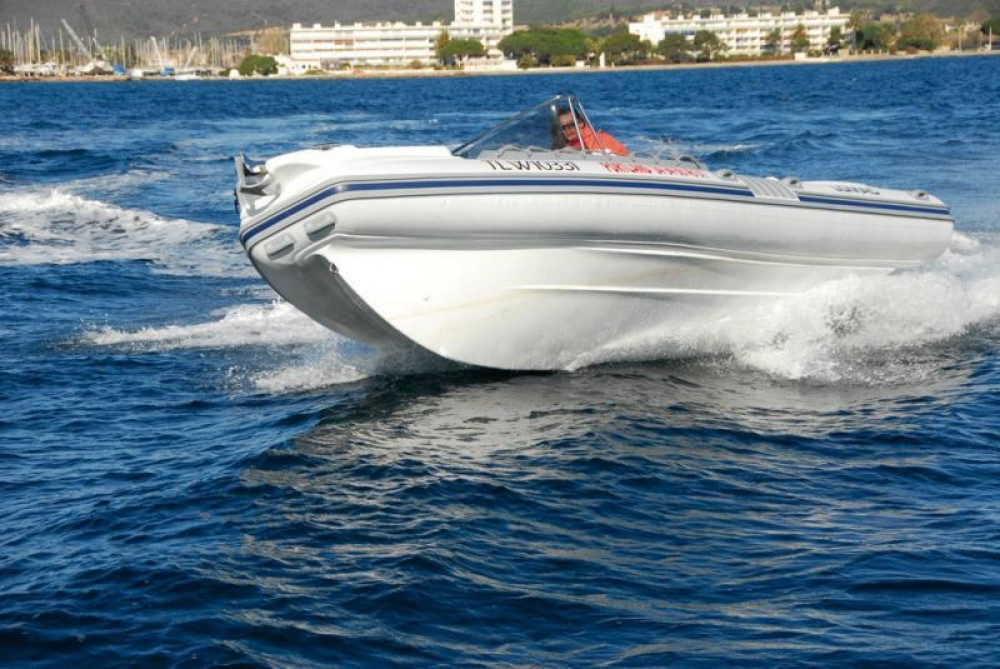 RIB for rent Spain at the best price