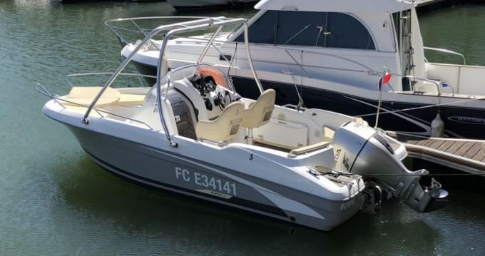 Rental Motorboat in Deauville - Bénéteau Flyer 650 Open