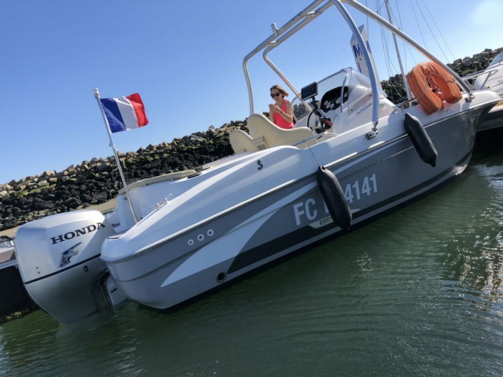 Boat rental Bénéteau Flyer 650 Open in Deauville on Samboat