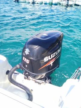 Boat rental Mali Lošinj cheap Flyer 550 Sun Deck