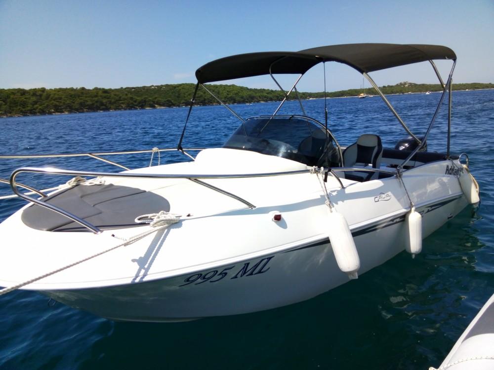 Rental Motor boat Galia with a permit