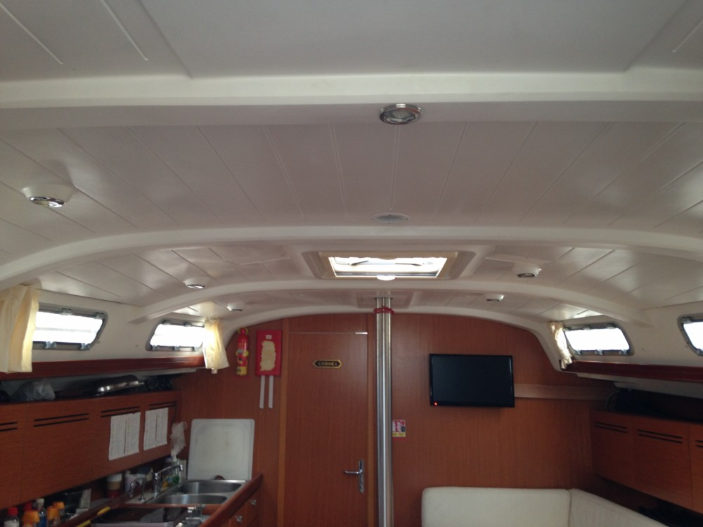 Boat rental Cannes cheap Cyclades 43.3