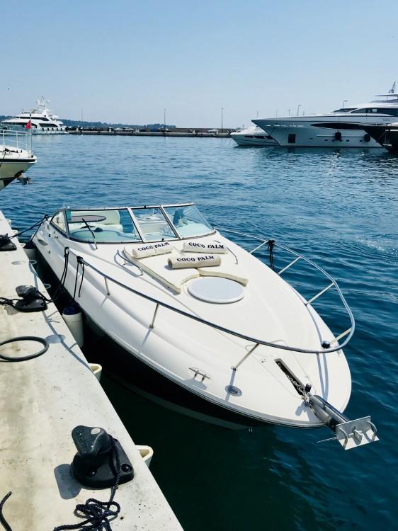 Rental Motor boat in  - Monterey 250 CR