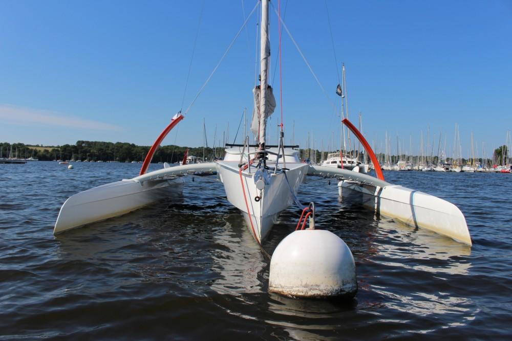Rental Catamaran in Arzal - Radikal T26